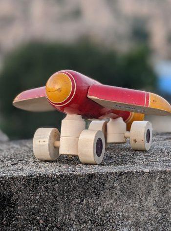 Wooden Aeroplane