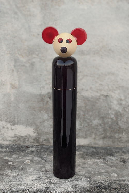 Micky Wooden Compass